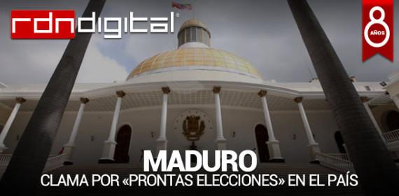 Trump pidió ayuda en la ONU para «restaurar la democracia» en Venezuela
